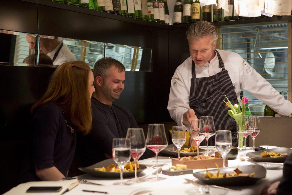 Koch trifft Winzer & Piraten Hotel Restaurant Zu Post Odenthal