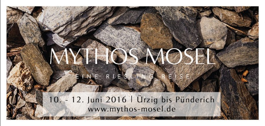 MYTHOS MOSEL – eine Riesling Reise