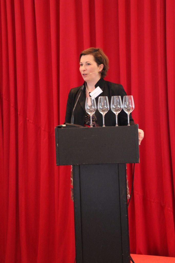 Romana Echensperger, Master of Wine