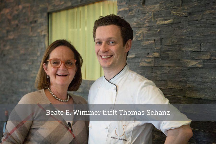 b.e.w – trifft Thomas Schanz