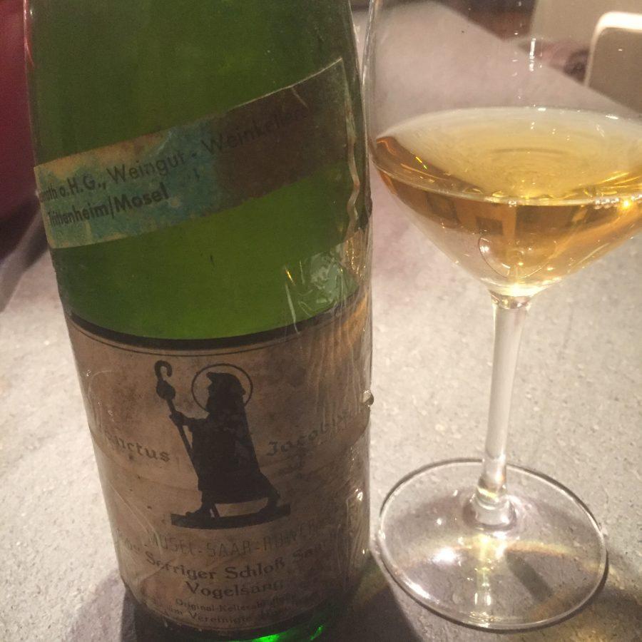 Mein Wein der Woche – ein halbes Jahrhundert