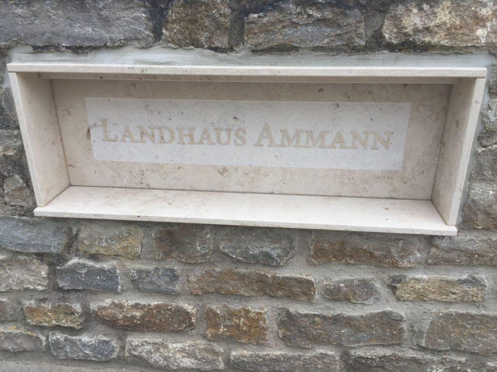 GDA Landhaus Ammann
