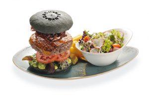 Tristan Brandt Black Burger