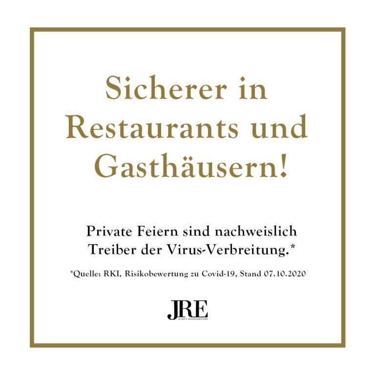 JRE Jeunes Restaurateur Deutschland