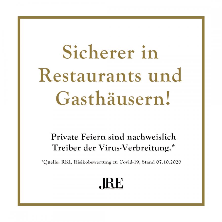 JRE Deutschland fordert klare Regeln